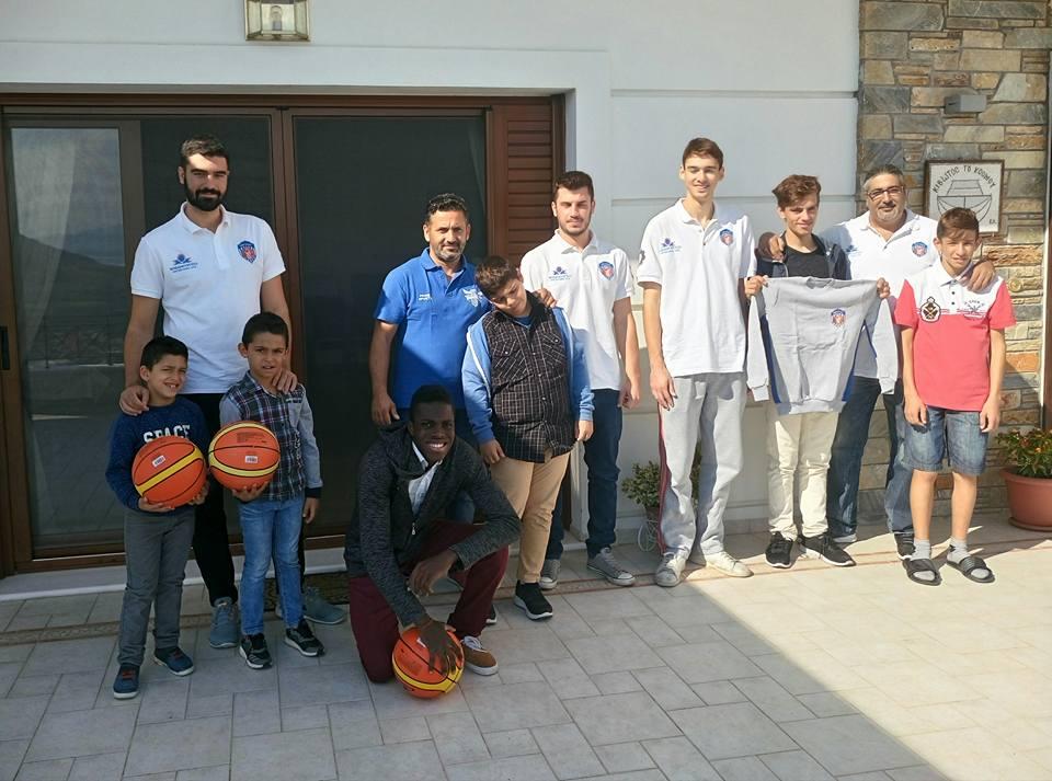 Φωτογραφία του χρήστη Νίκη Βόλου Ακαδημία Mπάσκετ / Niki Volou Basketball Academy.